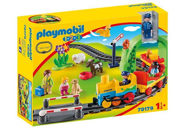 Playmobil 70179 Primeiro Comboio - NOVO