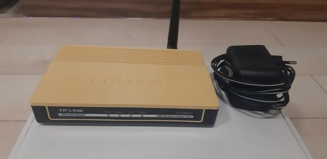 Router TP-LINK TL-WA501G wifi