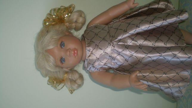 Лялька кукла пупс реборн 48 см Швейцария редкая детализированная винил