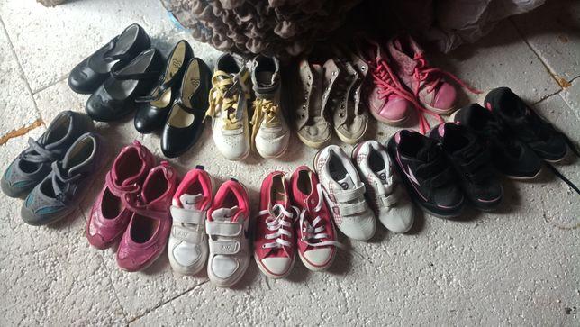 Продам детскую обувь 28р - 30р