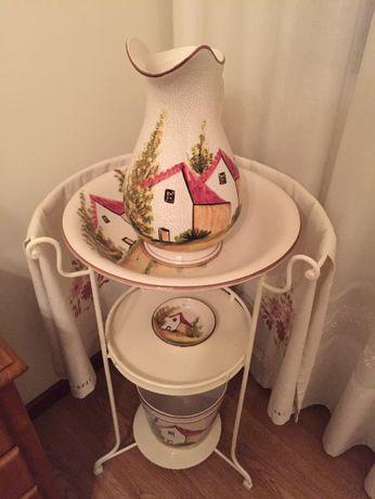Suporte lavatório vintage para decoração em cafés, bares, loja, etc..