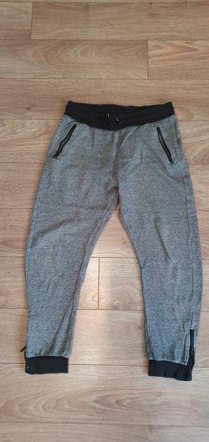 Spodnie chłopięce dresowe, joggery H&M 158