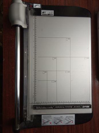 Резак для бумаги дисковый на 15 листов