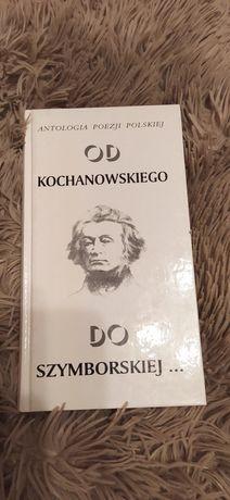 Książka: Od Kochanowskiego do Szymborskiej.
