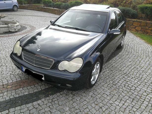 Mercedes W203 C200 KOMPRESSOR GAZ Sekwencja