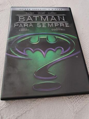 Filme DVD Batman Para Sempre