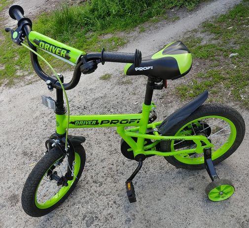 Детский велосипед profi driver. Полтава