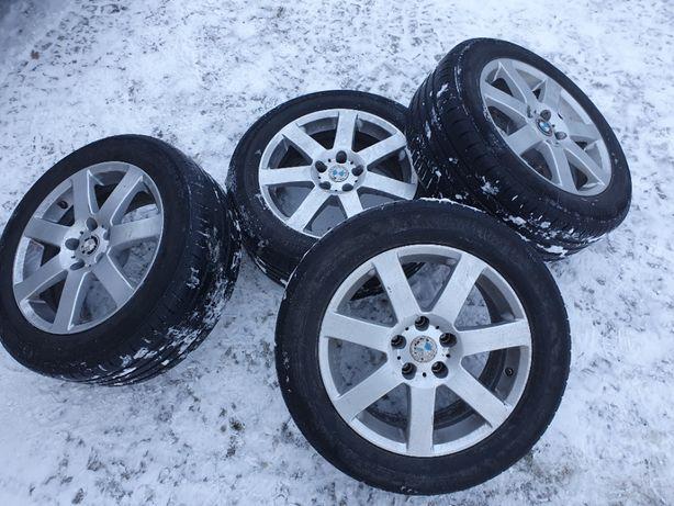 Koła felgi 17 Alutec 5x120 72,6, BMW f10, e36, e46, e90, e60, jak nowe