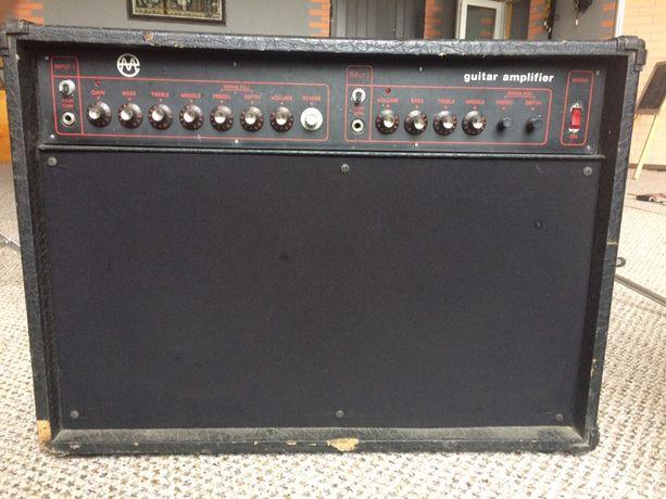 Regent guitar amplifier гітарний комбопідсилювач Регент
