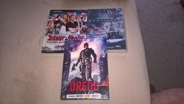Sprzedam filmy :Dredd,Transformers:cena:od 5zł