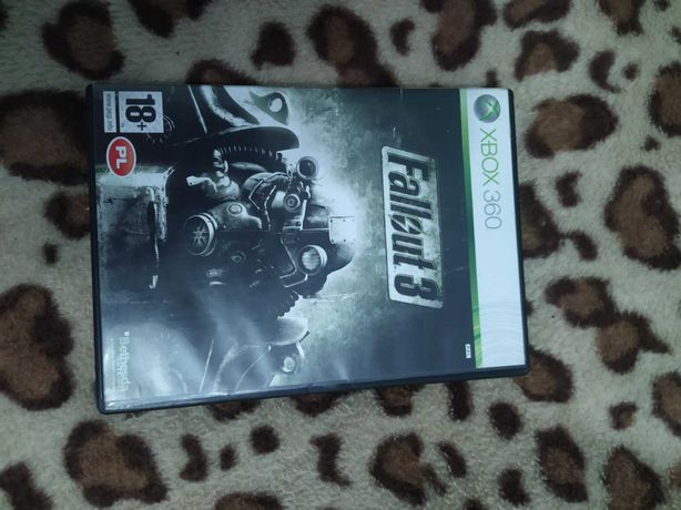 Игра для Xbox 360 Fallout 3