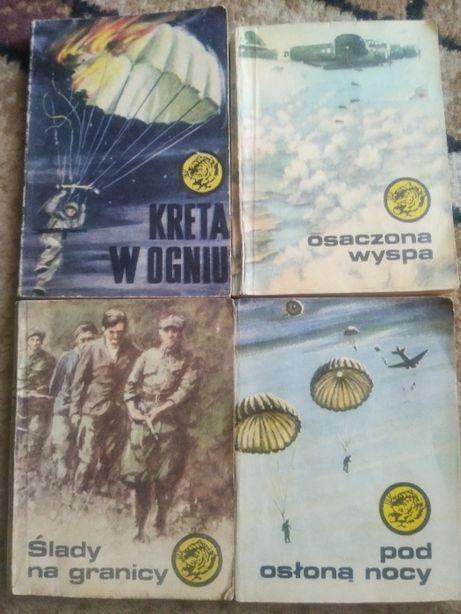 Książki z serii Tygrys