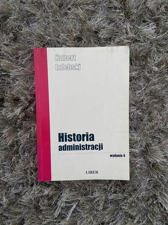 ",, Historia administracji"""