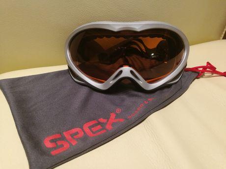 Gogle na narty snowboard SPEX