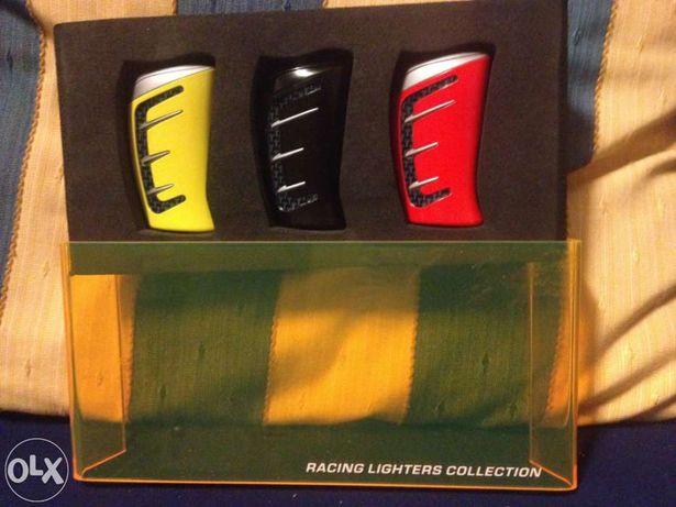 Colecção de Isqueiros Mercedes SLR Racing