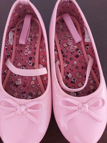 Sabrinas rosa novas