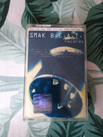 Kaseta hip hop Smak B. E. A. T. records