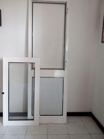 Porta janela vidros duplos