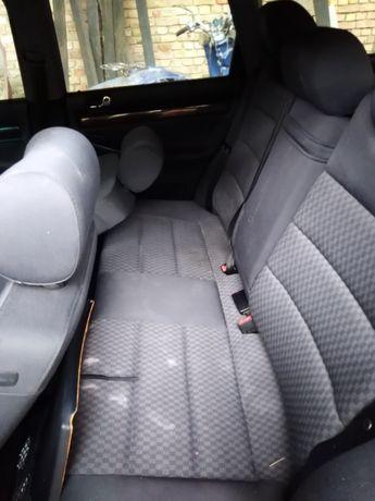 Audi a4 b5 lift kanapa tył avant