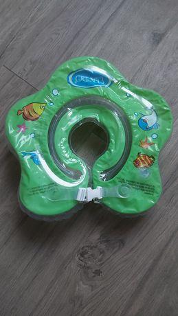 Надувной круг на шею для купания 0+