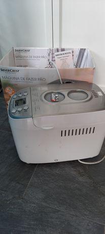 Maquina de pão SilverCrest