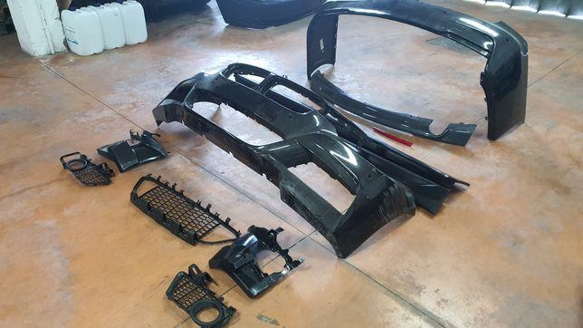 Bmw f30 Kit para choques pack M frontal trazeiro e embaladeiras mybmw