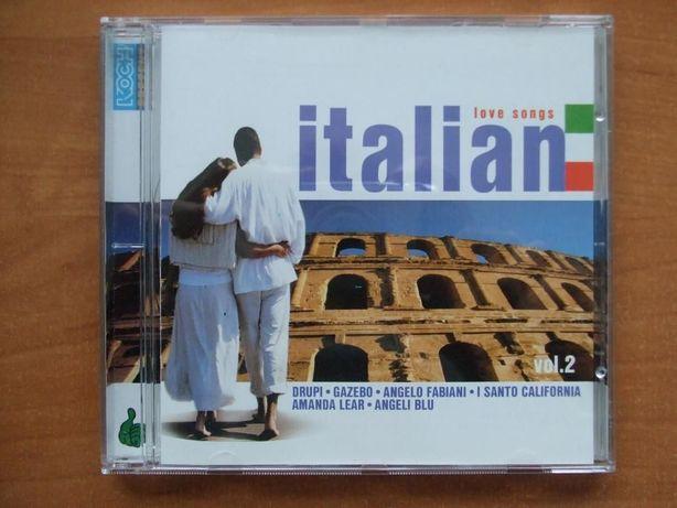 Italian Love Song vol 2 składanka CD Oryginalni wykonawcy !