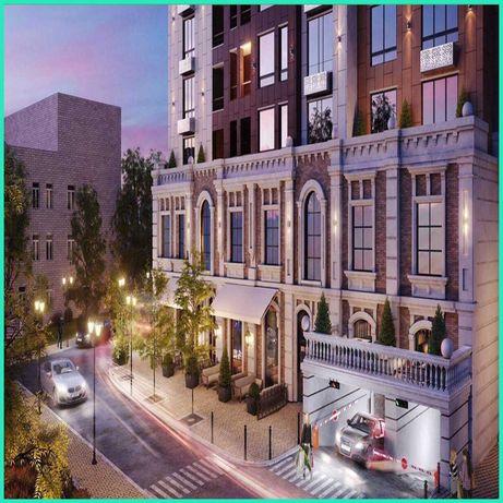 Элитная 2-х уровневая 4-х комнатная квартира183м2 С КАМИНОМ и ТЕРРАСОЙ
