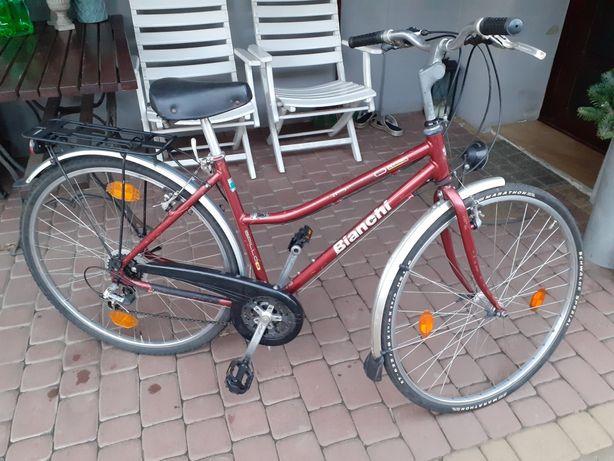 Rower  aluminiowy Bianchi kola 28 sprawny