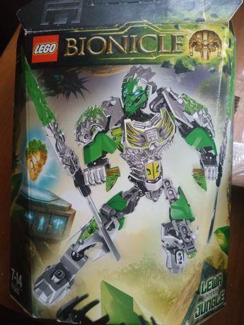 Коробка от робота Lego Bionicle 71305