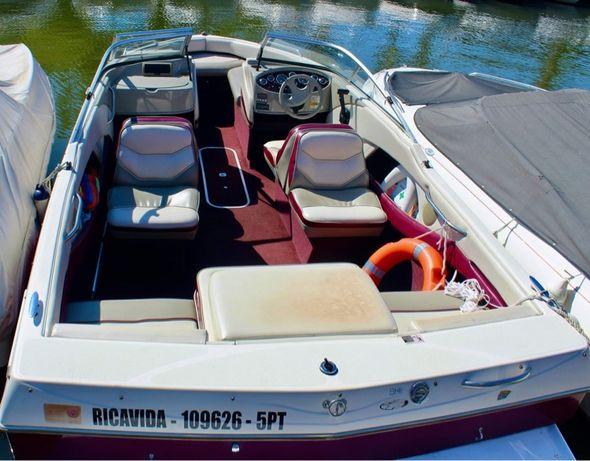 Vende-se Barco Maxum SRL 1900