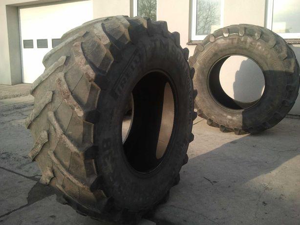 Opony Pirelli 650/85R38 i Goodyar 600/65R28