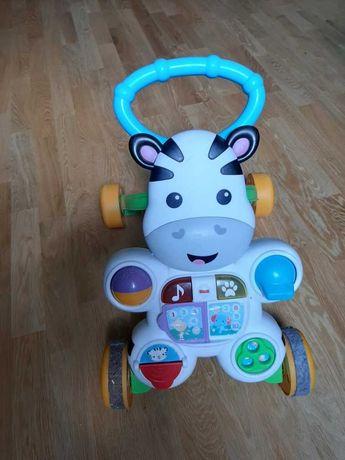 Zabawka interaktywna Chodzik Fisher Price