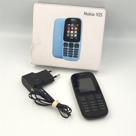 Telefon nokia 105 dual sim komplet