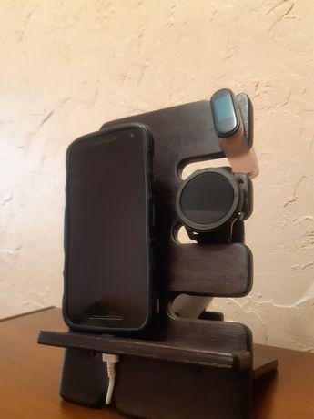 Підставка подарунок органайзер для смартфону, телефону, планшету
