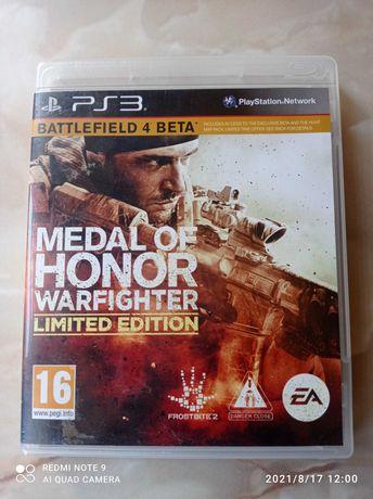 PS3 Medal of Honor Warfighter edycja limitowana