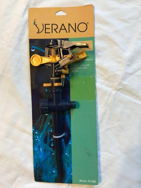 """Распылитель садовый импульсный пластиковый на пике """"VERANO"""""""