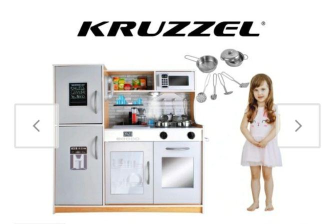 Кухня детская деревянная Польша Kruzzel