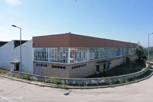 Fábrica, 4904m2, Travanca Do Mondego