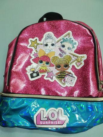 Рюкзак дитячий Lol. Новий