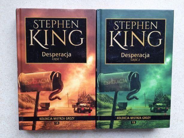 Desperacja cz. 1 i 2 Stephen King