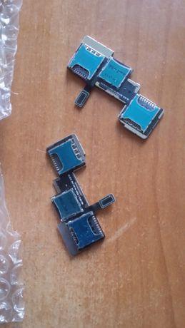Продам шлейф sim-карт и карты памяти для Samsung Galaxy Note 3