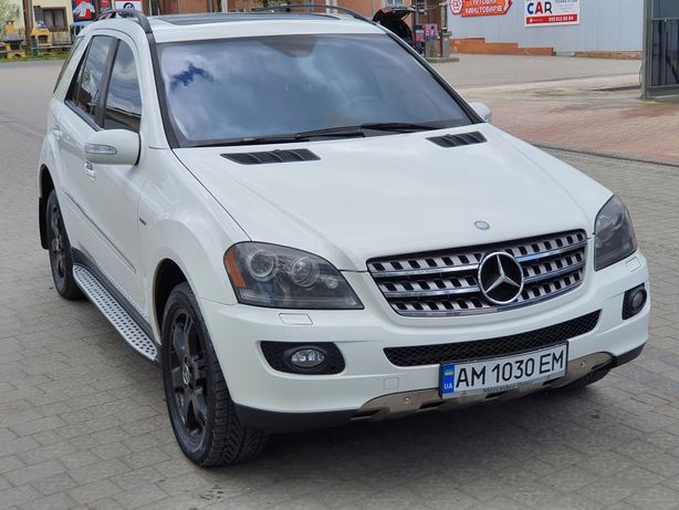 Mercedes Ml 350 бензин/газ 2008 EDITION ,232тис.