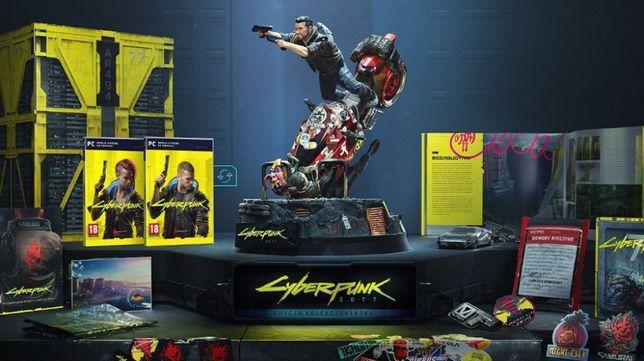 Cyberpunk 2077 Edycja kolekcjonerska PS4