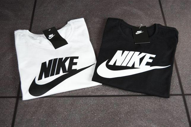 Koszulki Damskie Męskie t-shirty logo Nike XS S M L XL XXL 3XL
