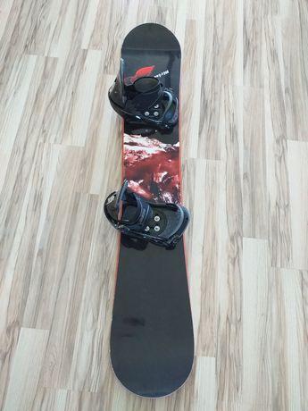 Deska snowboardowa z wiązaniami o długości BURTON 158cm