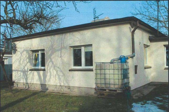 Syndyk sprzeda dom jednorodzinny o pow. 66,80 m2