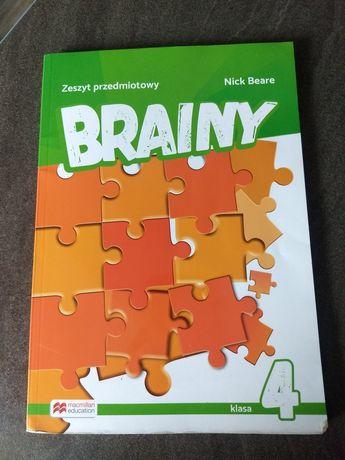 Ćwiczenia Brainy kl 4 za darmo