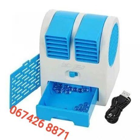 Мини кондиционер вентилятор MINI FAN HB 168 -Новый