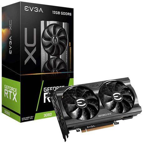 Placa Gráfica EVGA GeForce RTX 3060 XC Gaming 12GB GDDR6
